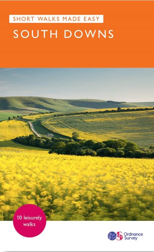 short walks_south downs_cover